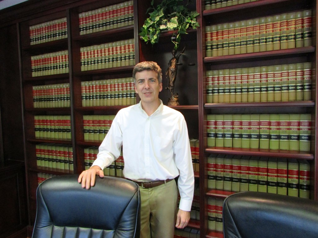 Attorney Mark Jamieson